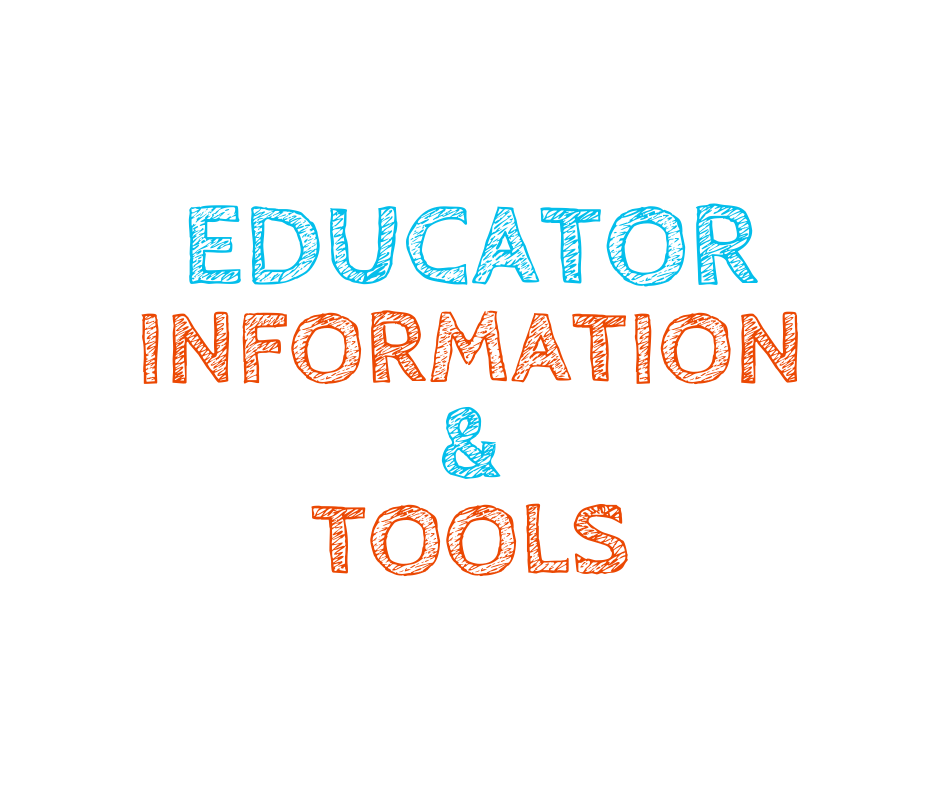 educator information and tools