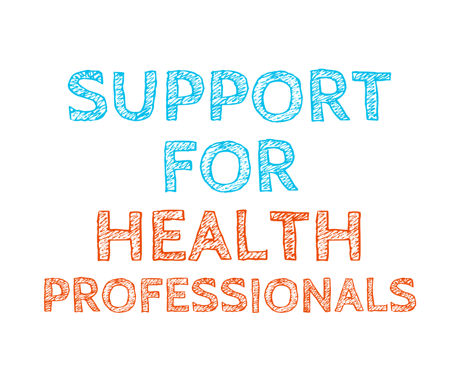 Support for Health Professionals