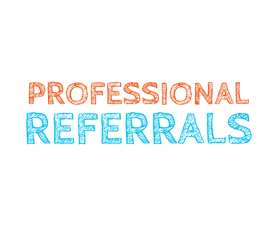 professional referrals