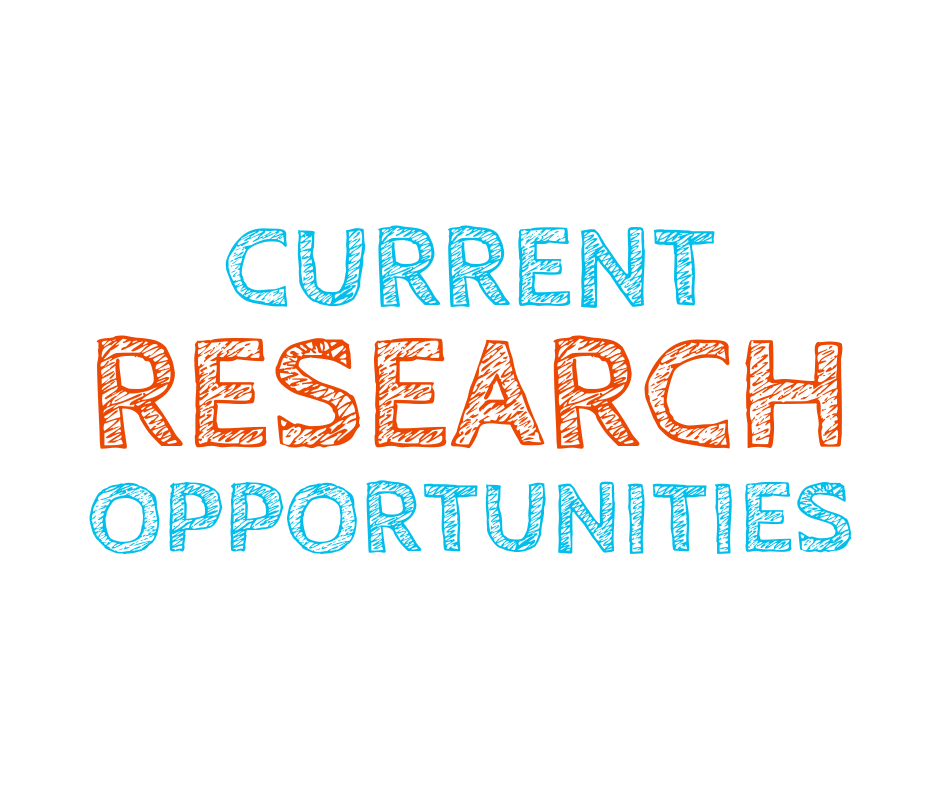 current research opportunities