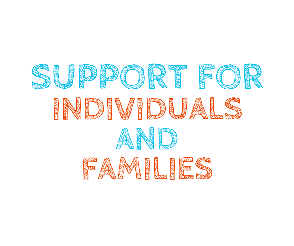 support for individuals and families